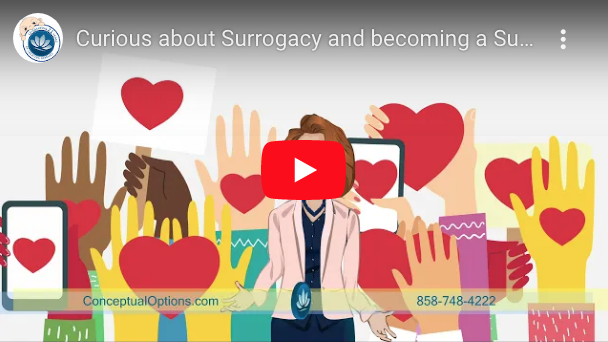 Curious about Surrogacy and becoming a Surrogate? YouTube ScreenShot 2